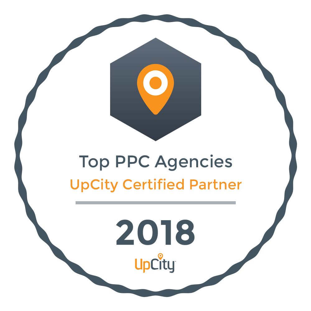 Upcity Certified PPC Partner